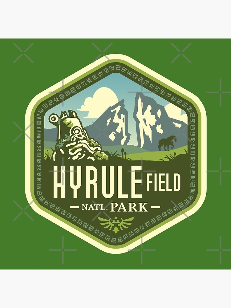 Hyrule National Park by knightsofloam