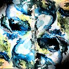Dark swirls by SJohnsonartist
