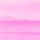 Pink Ocean by nickjaykdesign