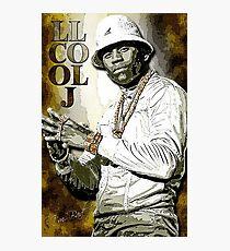 LL Cool J Shirt Photographic Print