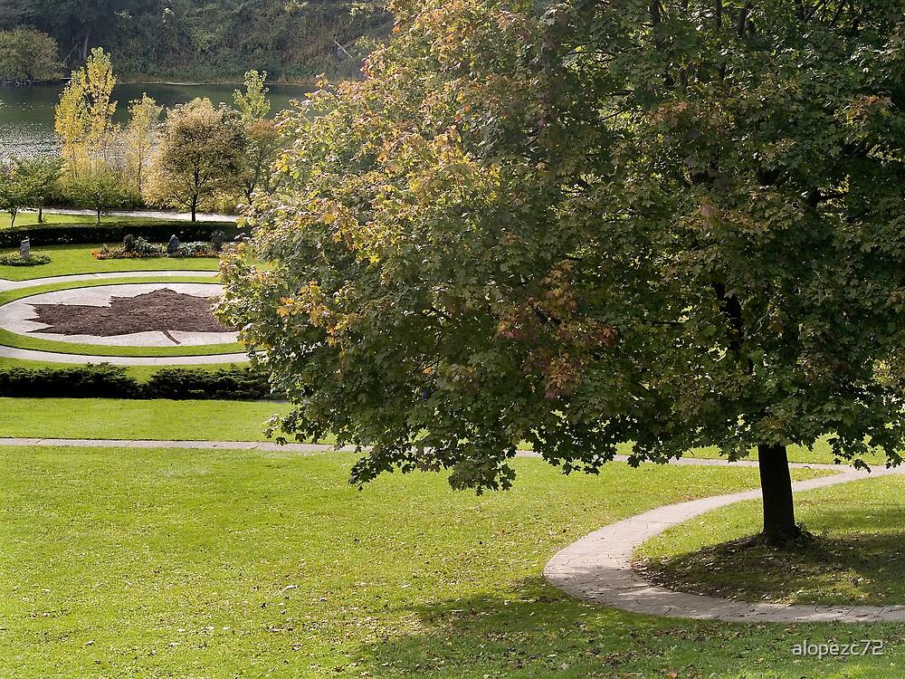 High Park landscape, Toronto by alopezc72
