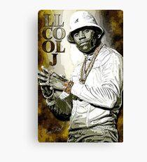 LL Cool J Poster Canvas Print