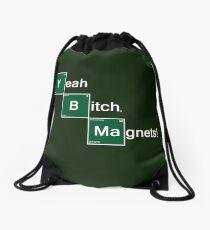 Yeah Bitch Magnets! Drawstring Bag