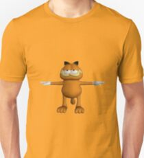 Garfield T-Pose Unisex T-Shirt
