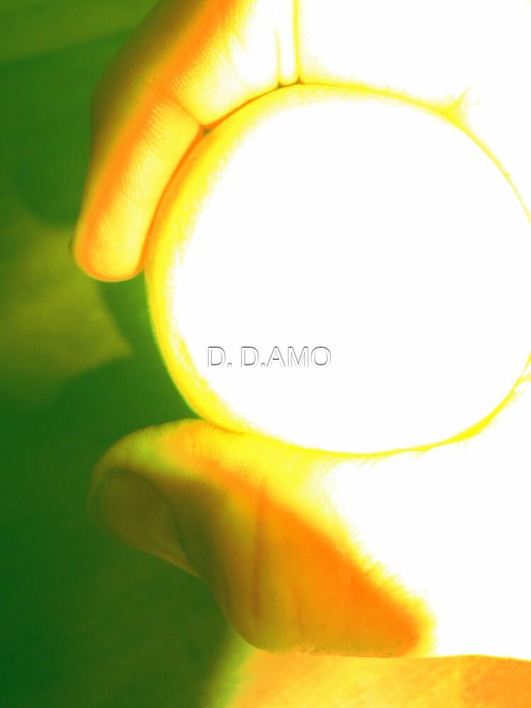 yellowthumb by D. D.AMO