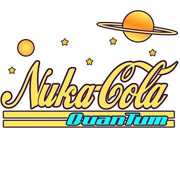 Nuka-Cola Quantum  by kaytee137