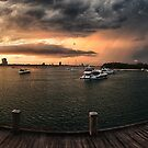 Marina Mirage panorama by andreisky