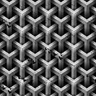 GS Geometric Abstrac 04A4A© by OmarHernandez