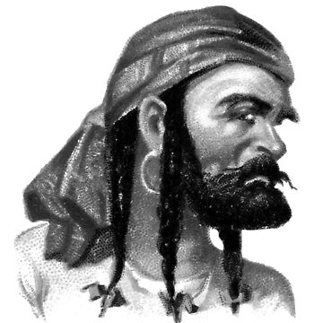 ★ Pirates | Corsairs | Edward Teach (Black Beard) by cadcamcaefea