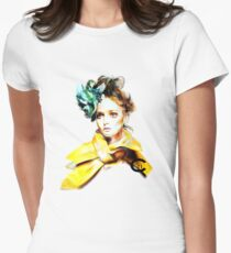 Daisy C+n Womens Fitted T-Shirt