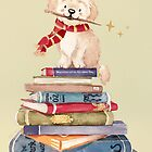 «Gryffindog» de Sarah  Mac Illustration