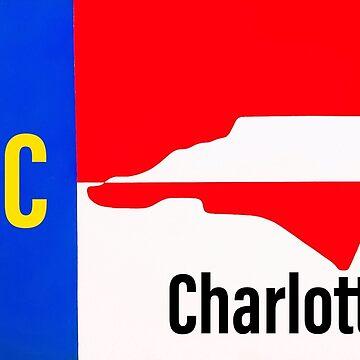 Charlotte NC by barryknauff