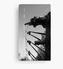 Outer Workings Canvas Print