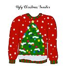 Ugly Christmas Sweater by DesignsByDebQ