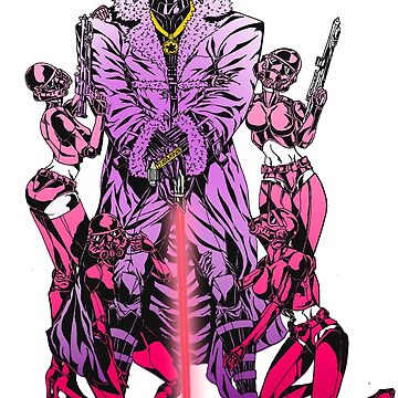 darth pimpin by clone1