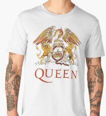 QUEEN LOGO Men's Premium T-Shirt
