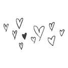 digitale Herzen von ericleeart