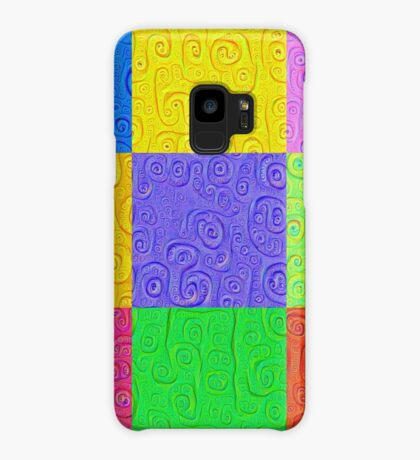 Deep Dreaming of a Color World 2K 2 Case/Skin for Samsung Galaxy