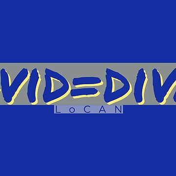 avid=diva 003 | blue and yellow by Locan