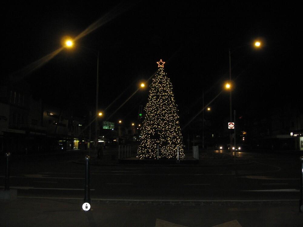 Oh Christmas Tree by Sharlene Gray