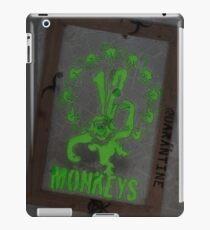12 Monkeys Dark iPad Case/Skin