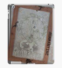 12 Monkeys Light iPad Case/Skin
