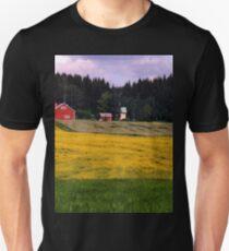 a historic Finland landscape T-Shirt