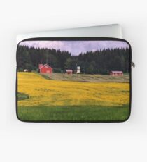 a historic Finland landscape Laptop Sleeve