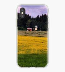 a historic Finland landscape iPhone Case