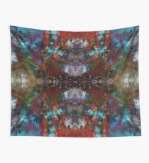 Cosmic transmission Wall Tapestry