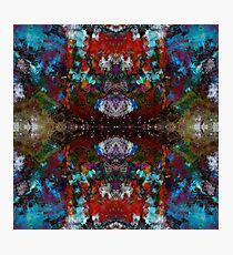 Cosmic transmission Photographic Print
