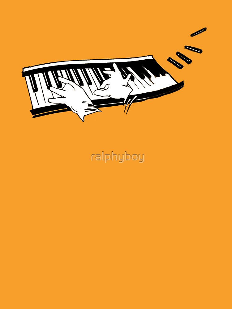 the pianist version 3 by ralphyboy