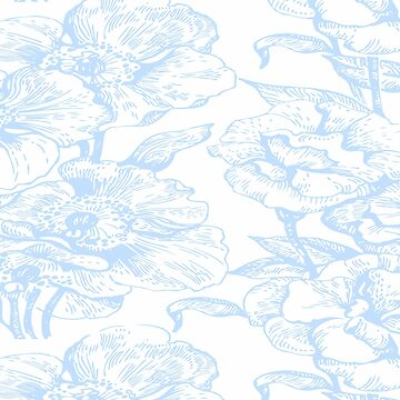 baby,blue,floral,vintage,pattern,cute,girly,chic,elegant,trendy by love999