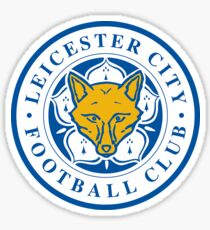 Leicester City FC by Benjamin Ark Sticker
