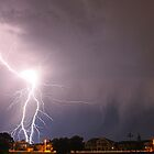 Majesty of Lightning by Mark Hamilton
