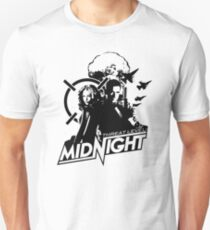 Threat Level Midnight Slim Fit T-Shirt