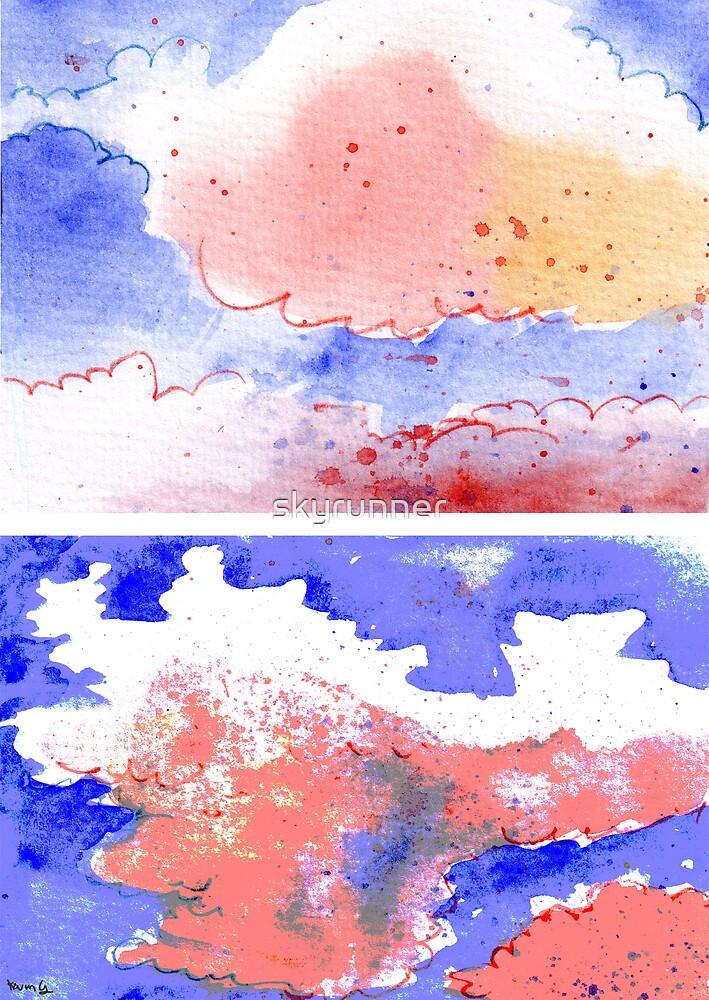 cloud studies no. 3 by skyrunner