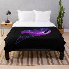 Manta Fairy Tail Galaxy Universe Gremio Púrpura