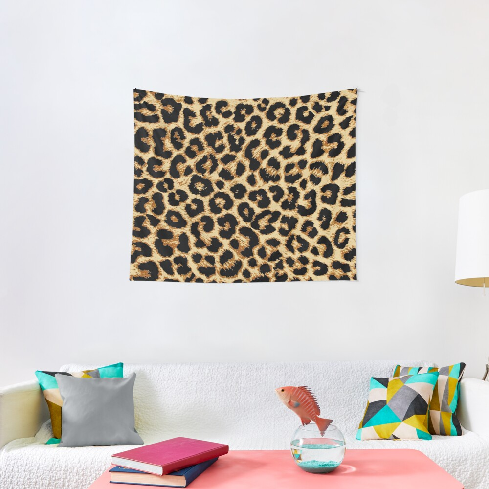 ReAL LeOparD Tapestry