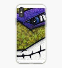 Donatello of Teenage Mutant Ninja Turtles iPhone Case