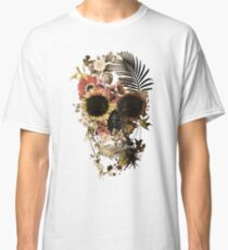 Garten Schädel Licht Classic T-Shirt