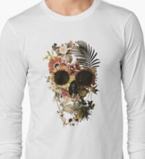 51e81c119 Garden Skull Light Long Sleeve T-Shirt