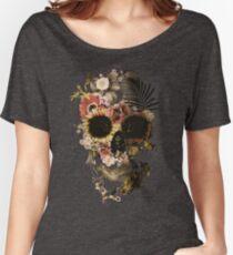 Garden Skull Light Relaxed Fit T-Shirt