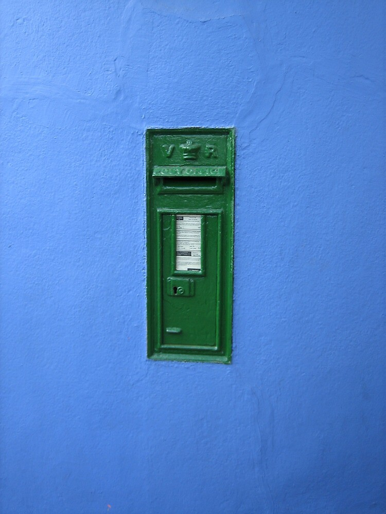 Letterbox by Urban Hafner
