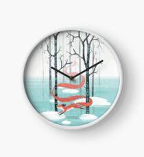 Espíritu del bosque Reloj