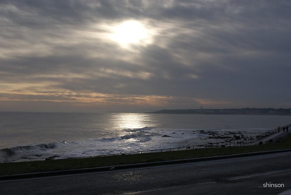 Coastal View From St Marys Car Park by shinson