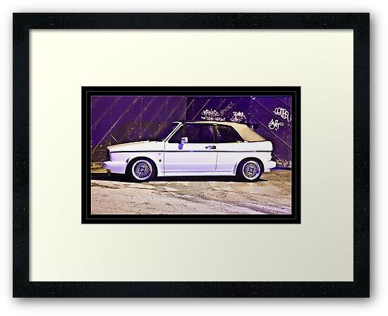 VW MK1 Golf GTi by Tim Topping