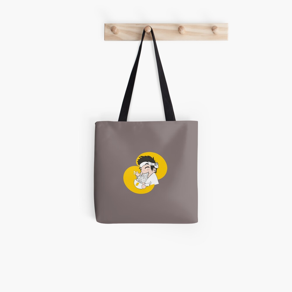 Ramen Japanese Cuisine Food Broth Clip art - ramen Tote Bag