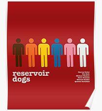 Reservoir Dogs Poster (Unfiltered) Poster