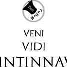 Bell Ringing - VENI VIDI TINTINNAVI by SuzySuperlative